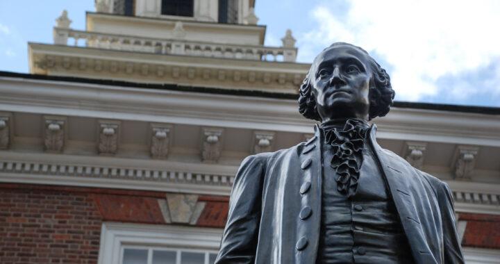 Saving the Humanities and Ben Franklin's Ass